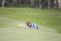 Prom Meesawat (THA) on the 6th during Round 1 of the UBS Hong Kong Open, at Hong Kong golf club, Fanling, Hong Kong. 23/11/2017<br /> Picture: Golffile | Thos Caffrey<br /> <br /> <br /> All photo usage must carry mandatory copyright credit     (&copy; Golffile | Thos Caffrey)