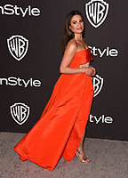 LOS ANGELES, CALIFORNIA - JANUARY 06: Lea Michele attends the Warner InStyle Golden Globes After Party at the Beverly Hilton Hotel on January 06, 2019 in Beverly Hills, California. <br /> CAP/MPI/IS<br /> &copy;IS/MPI/Capital Pictures