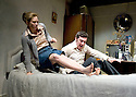 Ecstasy, written and diected by Mike Leigh. With Daniel Coonan as Roy, Sian Brooke as Jean. Opens at The Hampstead  Theatre  on 15/3/11 . CREDIT Geraint Lewis