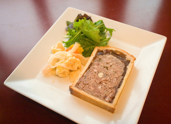Pate, Bistro Bert, Paris, France, Europe