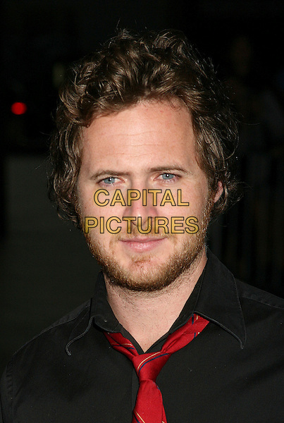 "A.J. BUCKLEY.Los Angeles Premiere of ""The Last Kiss"", West Hollywood, California, USA..September 13th, 2006.Ref: ADM/BP.headshot portrait stubble facial hair.www.capitalpictures.com.sales@capitalpictures.com.©Byron Purvis/AdMedia/Capital Pictures."