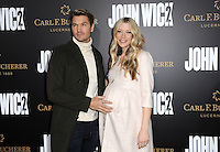 www.acepixs.com<br /> <br /> January 30 2017, LA<br /> <br /> Chad Michael Murray and Sarah Roemer arriving at the premiere of 'John Wick: Chapter Two' on January 30, 2017 in Hollywood, California.<br /> <br /> By Line: Peter West/ACE Pictures<br /> <br /> <br /> ACE Pictures Inc<br /> Tel: 6467670430<br /> Email: info@acepixs.com<br /> www.acepixs.com