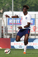 Tammy Abraham of Chelsea and England U21's in action during Mexico Under-21 vs England Under-21, Tournoi Maurice Revello Final Football at Stade Francis Turcan on 9th June 2018