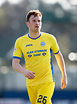 Inverness Caley v St Johnstone&hellip;08.04.17     SPFL    Tulloch Stadium<br />Liam Craig makes his 300th appearance for saints<br />Picture by Graeme Hart.<br />Copyright Perthshire Picture Agency<br />Tel: 01738 623350  Mobile: 07990 594431