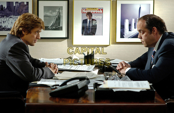 JUSTIN LOUIS & MARK CAMACHO.in Trump Unauthorized.*Editorial Use Only*.www.capitalpictures.com.sales@capitalpictures.com.Supplied by Capital Pictures.
