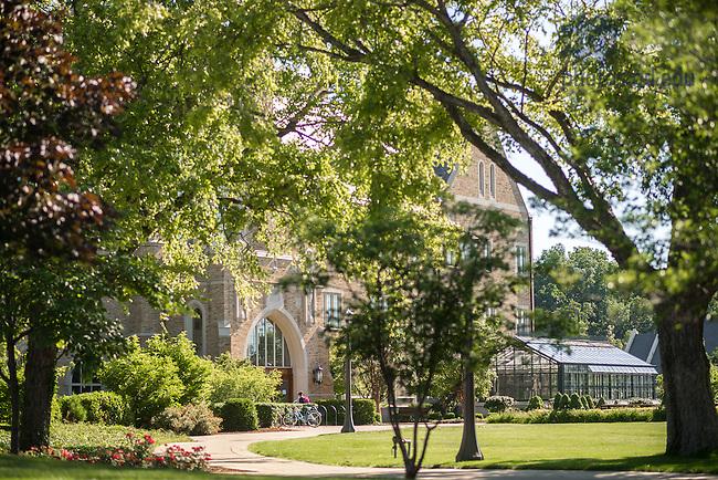 Jul. 9, 2014; Jordan Hall of Science, summer 2014.<br /> <br /> Photo by Matt Cashore/University of Notre Dame