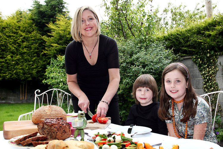 Lorraine Fitzmaurice owner of Blazing Salads Food Company