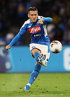 2019 Serie A Football Napoli v Hellas Verona Oct 19th