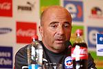 Selección 2014 Chile vs Peru Conferencia Jorge Sampaoli