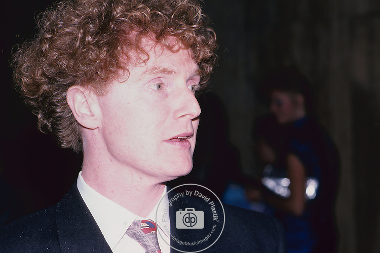 Malcolm Mclaren March 1987