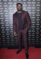 07 November 2019 - Los Angeles, California - Robert Turbin. Funko Hollywood VIP Preview Event held at Funko Hollywood. Photo Credit: PMA/AdMedia<br /> CAP/ADM/PMA<br /> ©PMA/ADM/Capital Pictures