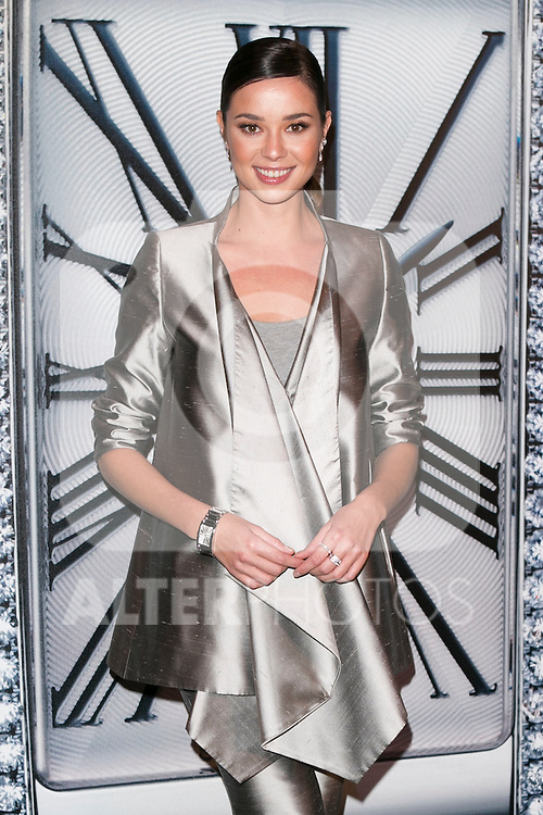 "Dafne Fernandez at the presentation of the first woman watch of Suarez Brand at ""La casa encendida"" in Madrid, Spain. October 15, 2014. (ALTERPHOTOS/Carlos Dafonte)"