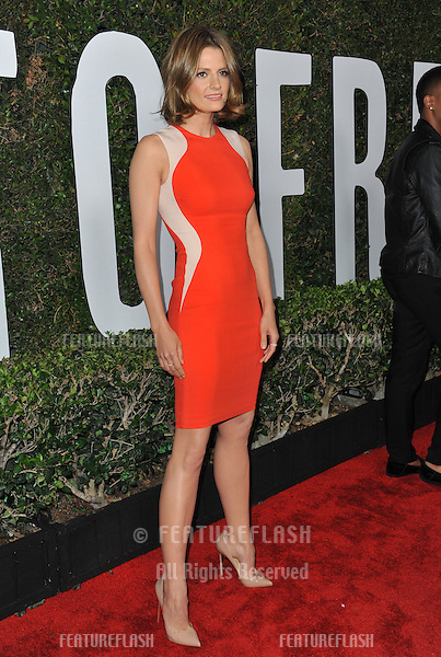 Stana Katic at the Los Angeles premiere of &quot;Mandela: Long Walk to Freedom&quot; at the Cinerama Dome, Hollywood.<br /> November 11, 2013  Los Angeles, CA<br /> Picture: Paul Smith / Featureflash