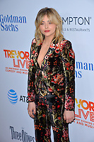 BEVERLY HILLS, CA. December 4, 2016: Chloe Grace Moretz at the 2016 TrevorLIVE LA Gala at the Beverly Hilton Hotel.<br /> Picture: Paul Smith/Featureflash/SilverHub 0208 004 5359/ 07711 972644 Editors@silverhubmedia.com