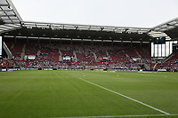 Innenraum der OPEL Arena vor dem Spiel - 11.06.2019: Deutschland vs. Estland, OPEL Arena Mainz, EM-Qualifikation DISCLAIMER: DFB regulations prohibit any use of photographs as image sequences and/or quasi-video.