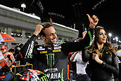 18th March 2018, Losail International Circuit, Lusail, Qatar; Qatar Motorcycle Grand Prix, Sunday race day; Johann Zarco (Monster Yamaha tech3) MotoGP on the grid