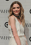 Actress Jamie King attends the Target + Who What Wear launch of the Who What Wear collection by Hillary Kerr and Katherine Power, on January 27, 2016.