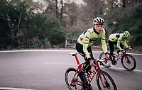 Jasper STUYVEN (BEL/Trek-Segafredo)<br /> <br /> Team Trek-Segafredo men's team<br /> training camp<br /> Mallorca, january 2019<br /> <br /> ©kramon