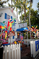 Kite Shop in Key West, Florida Keys, USA, Feb. 22, 2011. Photo by Debi Pittman Wilkey