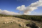 Israel, Southern Hebron Mountain, Hurvat Anim