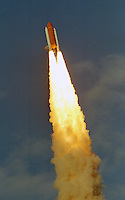 STS64 Launch, Discovery, September 1994