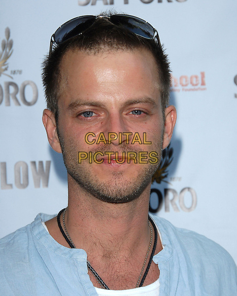 "CARMINE GIOVINAZZO.attends The Launch of Jaime Pressly and Hill Harper's ""Adopt-a-School Initiave"" held at RJ Cutler's Estate in The Hollywood Hills, California, USA, August 12, 2006..portrait headshot.Ref: DVS.www.capitalpictures.com.sales@capitalpictures.com.©Debbie VanStory/Capital Pictures"