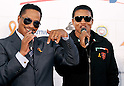 "Marlon Jackson and Jackie Jackson, Dec 12, 2011 : Marlon Jackson and Jackie Jackson attends the Amway Japan's charity event in Tokyo, Japan, on December 12, 2011. Jacksons visited to Japan for perform at an event ""Michael Jackson tribute live"" in Tokyo, on December 13th and 14th."