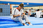 BG Media Day Lilleshall 15.10.15.Open training session ahead of the World Championships in Glasgow.National Coach Amanda Reddin