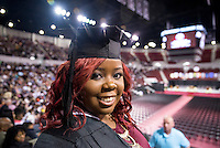 Graduation -- <br /> (photo by Keats Haupt / Mississippi State University)