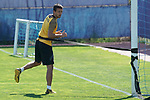Getafe's Nemanja Maksimovic during training session. May 25,2020.(ALTERPHOTOS/Acero)