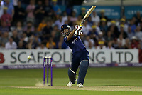 Ravi Bopara in batting action for Essex during Essex Eagles vs Surrey, NatWest T20 Blast Cricket at The Cloudfm County Ground on 7th July 2017