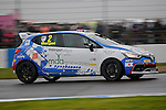 Alex Morgan - SV Racing Renault Clio Cup UK