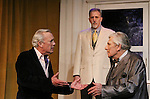 "As The World Turns Bill Tatum & David M. Mead & Noah Keen  star in Moliere's ""Tartuffe"" from Jan. 13 to Jan 29 at the WorkShop Theatre, New York City, New York. Photos on costume were taken on January 9, 2011. (Photo by Sue Coflin/Max Photos)"