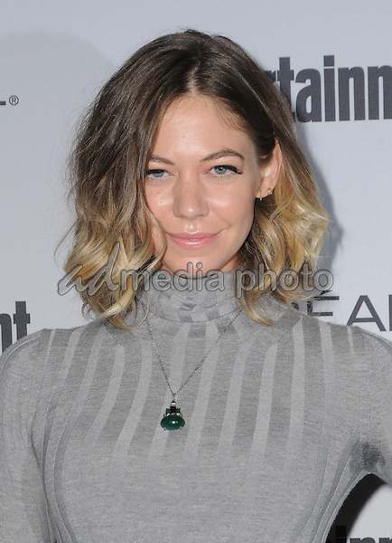 16 September 2016 - West Hollywood, California. Analeigh Tipton. 2016 Entertainment Weekly Pre-Emmy Party held at Nightingale Plaza. Photo Credit: Birdie Thompson/AdMedia