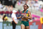 Sally PEARSON (AUS) in the womens 100m hurdles heats. IAAF world athletics championships. London Olympic stadium. Queen Elizabeth Olympic park. Stratford. London. UK. 11/08/2017. ~ MANDATORY CREDIT Garry Bowden/SIPPA - NO UNAUTHORISED USE - +44 7837 394578