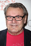 Milos Forman arriving for the VIP Celebration preview performance of NEXT FALL  hosted by producers Elton John & David Furnish on March 10, 2010 at the Helen Hayes Theatre in New York City.