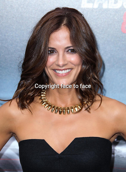 WESTWOOD, CA - AUGUST 26: Actress Rebecca Budig arrives at the &quot;Getaway&quot; Los Angeles Premiere held at Regency Village Theatre on August 26, 2013 in Westwood, California. <br />