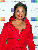 Debbie Allen arrives for the formal Artist's Dinner honoring the recipients of the 38th Annual Kennedy Center Honors hosted by United States Secretary of State John F. Kerry at the U.S. Department of State in Washington, D.C. on Saturday, December 5, 2015. The 2015 honorees are: singer-songwriter Carole King, filmmaker George Lucas, actress and singer Rita Moreno, conductor Seiji Ozawa, and actress and Broadway star Cicely Tyson.<br /> Credit: Ron Sachs / Pool via CNP