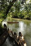 Southern Belize..Mayan Village: Crique Sarco