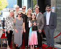 LOS ANGELES - FEB 24:  Bobby Poynton, family at the The Lettermen Star Ceremony on the Hollywood Walk of Fame on February 24, 2019 in Los Angeles, CA