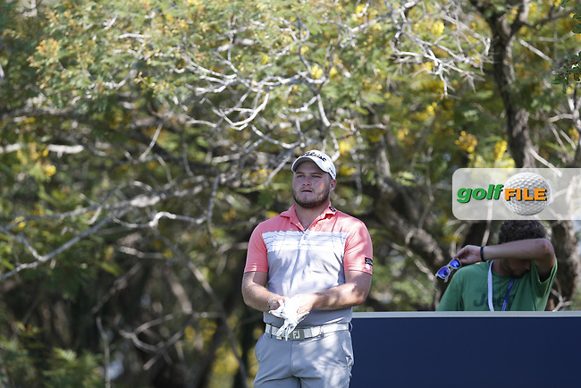 Zander Lombard (RSA) during the 3rd round of the Alfred Dunhill Championship, Leopard Creek Golf Club, Malelane, South Africa. 15/12/2018<br /> Picture: Golffile | Tyrone Winfield<br /> <br /> <br /> All photo usage must carry mandatory copyright credit (&copy; Golffile | Tyrone Winfield)