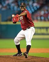 Valverde, Jose 6332.jpg Philadelphia Phillies at Houston Astros. Major League Baseball. September 7th, 2009 at Minute Maid Park in Houston, Texas. Photo by Andrew Woolley.