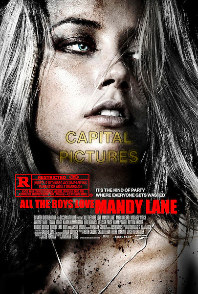POSTER ART<br /> in All the Boys Love Mandy Lane (2006) <br /> *Filmstill - Editorial Use Only*<br /> CAP/FB<br /> Image supplied by Capital Pictures