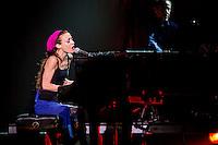 **House Coverage*** Fiona Apple performs at The Joint at Hard Rock Hotel & Casino in Las Vegas, NV on September 15, 2012. Kabik/Starlitepics / Mediapunchinc /NortePhoto<br /> <br />  **CREDITO*OBLIGATORIO** *No*Venta*A*Terceros*<br /> *No*Sale*So*third* ***No*Se*Permite*Hacer Archivo***No*Sale*So*third*