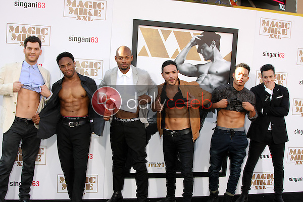 """Atmosphere <br /> at the """"Magic Mike XXL"""" Premiere, TCL Chinese Theater, Hollywood, CA 06-25-15<br /> David Edwards/DailyCeleb.com 818-249-4998"""