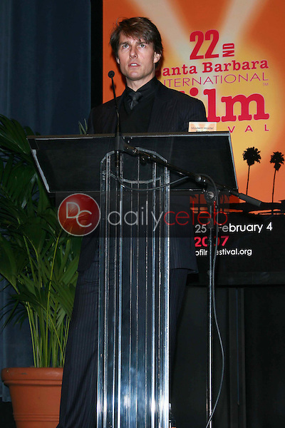 Tom Cruise<br />