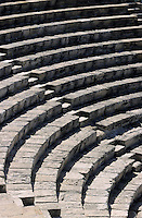 Europe/Chypre/Kourion : théâtre greco-romain