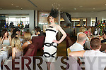 at the Kerry Fashion Weekend Fashion Awards Lunch at the Aghadoe Heights Hotel, Killarney on Sunday.