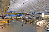 Chantilly, Virginia - December 5, 2005 -- Wide Angle view of part of the exhibit area at the Steven F. Udvar-Hazy Center in Chantilly, Virginia..Credit: Ron Sachs / CNP.(RESTRICTION: NO New York or New Jersey Newspapers or newspapers within a 75 mile radius of New York City)
