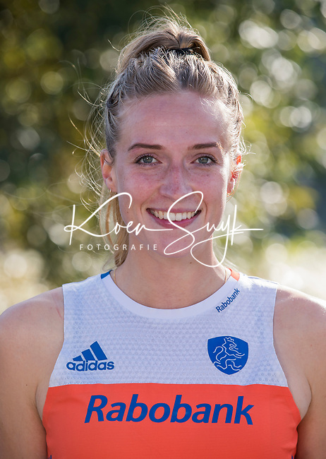 UTRECHT -   SANNE KOOLEN , trainingsgroep Nederlands team hockey.   COPYRIGHT  KOEN SUYK